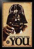 STAR WARS - Empire Needs You Print