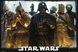 Star Wars - Bounty Hunters Posters