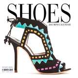 Shoes - 2015 Mini Calendar Calendars