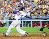 Los Angeles Dodgers - Hanley Ramirez 2014 Action Photo