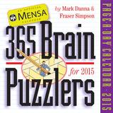 365 Brain Puzzlers - 2015 Calendar Calendars