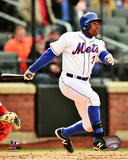 New York Mets - Curtis Granderson 2014 Action Photo