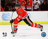 Chicago Blackhawks - Marian Hossa 2013-14 Action Photo