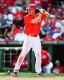 Cincinnati Reds - Jay Bruce 2014 Action Photo