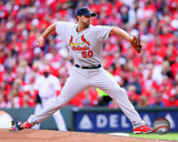 St Louis Cardinals - Adam Wainwright 2014 Action Photo