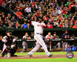 Boston Red Sox - David Ortiz 2014 Action Photo