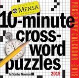 10-Minute Crossword Puzzles - 2015 Calendar Calendars