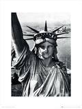 Time Life - Statue of Liberty Art