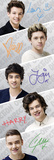 One Direction Band Plakater