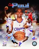 Los Angeles Clippers - Chris Paul 2014 Portrait Plus Photo