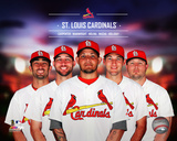 St. Louis Cardinals 2014 Team Composite Photo