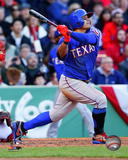 Texas Rangers - Shin-Soo Choo 2014 Action Photo