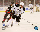 Pittsburgh Penguins - James Neal 2014 NHL Stadium Series Action Photo