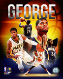 Indiana Pacers - Paul George 2014 Portrait Plus Photo