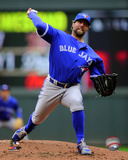 Toronto Blue Jays - R.A. Dickey 2014 Action Photo
