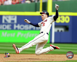 Atlanta Braves - Freddie Freeman 2014 Action Photo