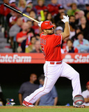 Los Angeles Angels - Albert Pujols 2014 Action Photo