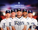 Tampa Bay Rays 2014 Team Composite Photo