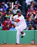 Boston Red Sox - Mike Napoli 2014 Action Photo