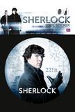 Sherlock - Mind Map Vinyl Sticker Klistermärken