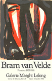 Peintures Collectable Print by Bram van Velde