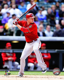 Arizona Diamondbacks - Mark Trumbo 2014 Action Photo