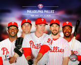 Philadelphia Phillies 2014 Team Composite Photo