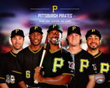 Pittsburgh Pirates 2014 Team Composite Photo