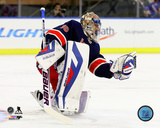 New York Rangers - Henrik Lundqvist 2013-14 Action Photo
