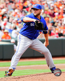 Toronto Blue Jays - Mark Buehrle 2014 Action Photo