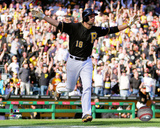 Pittsburgh Pirates - Neil Walker 2014 Action Photo