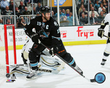 San Jose Sharks - Joe Thornton 2013-14 Action Photo