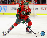 Minnesota Wild - Ryan Suter 2013-14 Action Photo