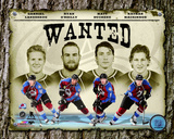 "Colorado Avalanche ""Wanted"" Composite Photo"