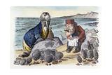 Looking Glass Giclee Print by Sir John Tenniel