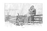 Who Cares!, 1901 Giclee Print by Charles Dana Gibson