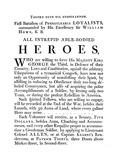 Revolutionary War Poster Art