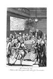 America in Flames, 1776 Giclee Print
