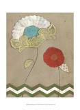 Petal Patterns VI Art by Erica J. Vess