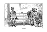 Signs of Spring Giclee Print by Charles Dana Gibson