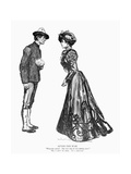 After the War, 1898 Prints by Charles Dana Gibson