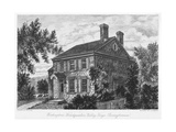 Washington: Headquarters Giclee Print by A. Barry