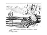 Romance, 1901 Print by Charles Dana Gibson