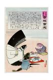 Russo-Japanese War, C. 1905 Giclee Print by Kiyochika Kobayashi