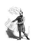 Prince Otto Von Bismarck Prints