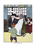 Mother Goose, 1916 Giclee Print by Blanche Fisher Wright