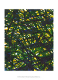 Green Thicket II Print by Jodi Fuchs