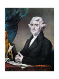 Thomas Jefferson (1743-1826) Prints by Nathaniel Currier