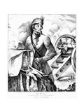 Thaddeus Kosciusko Prints by A. Girard
