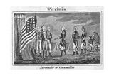 Yorktown: Surrender, 1781 Giclee Print
